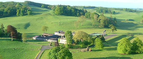 Photo of Loughcrew Estate