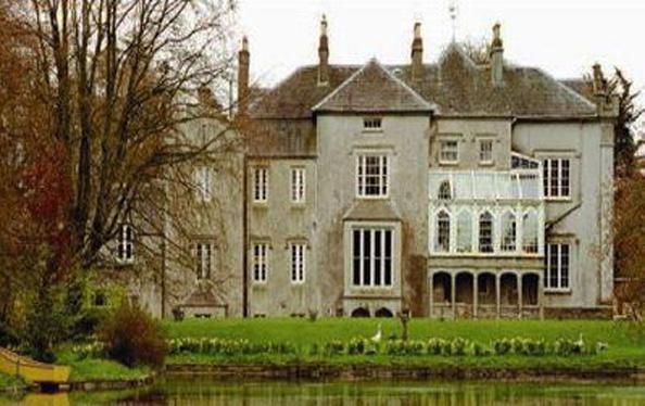 Photo of Shankill Castle Kilkenny, Elizabeth Cope Collection